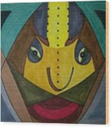 Dream 79 Wood Print