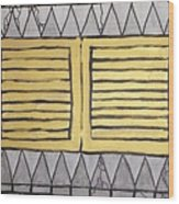 Dream Castle Wood Print