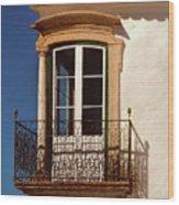 Dream Corner Windows Wood Print