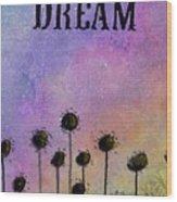 Dream Wood Print