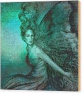 Dream Fairy Wood Print