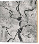Dream Tree Wood Print