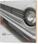 Rambler Closeup Wood Print