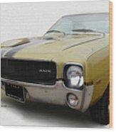 Golden Amx Wood Print
