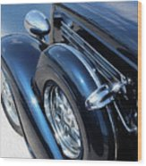 Got A Spare, Buick? Wood Print
