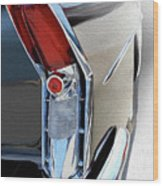 Red Arrow Buick Wood Print