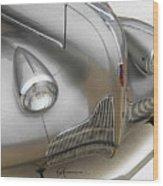 Fender Flare Buick Wood Print