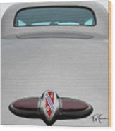 Buick Badge Wood Print
