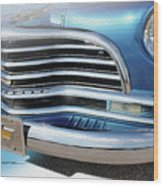 Dream_chevy138 Wood Print