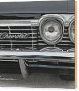 Dream_chevy181 Wood Print