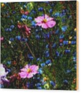 Dreamgarden Wood Print