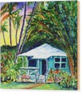 Dreams Of Kauai 2 Wood Print