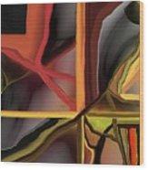 Dreamscape 062510 Wood Print