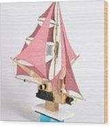 dreamVessel No. 17 Wood Print