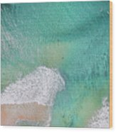 Dreamy Pastels Wood Print