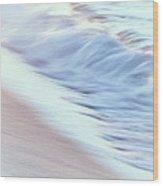 Dreamy Waves Wood Print