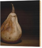 Dried Pear Wood Print