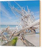 Driftwood C141349 Wood Print