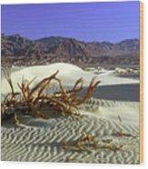 Driftwood Dune Wood Print