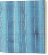 Drips Wood Print
