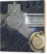 Pacific Locomotive - Drive Wood Print