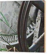 Drivers Wood Print