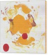 Dromedar Wood Print