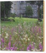 Dromoland Castle  Ireland Wood Print by Pierre Leclerc Photography