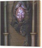 Druantia  1 Wood Print