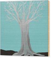 Druid Tree - Original Wood Print