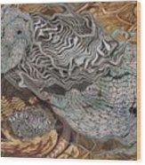 Dry Organics Wood Print