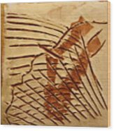 Dube - Tile Wood Print