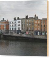 Dublin_2 Wood Print