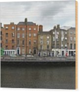 Dublin_3 Wood Print
