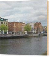 Dublin_4 Wood Print