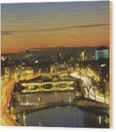 Dublin,co Dublin,irelandview Of The Wood Print