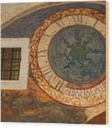 Dubrovnik Fresco Wood Print