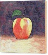 Duchess Apple Two Wood Print