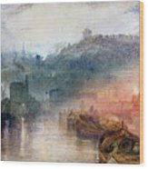 Dudley Worcester Wood Print by Joseph Mallord William Turner
