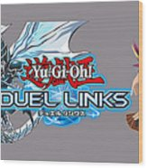 Duel Links Free Gems Wood Print