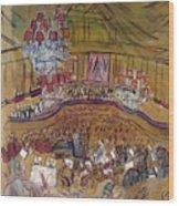 Dufy: Grand Concert, 1948 Wood Print
