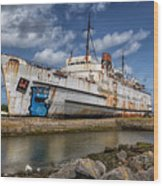 Duke Of Lancaster  Wood Print