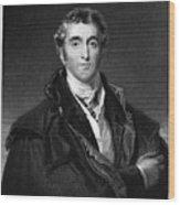 Duke Of Wellington Wood Print by Granger