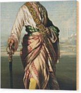 Duleep Singh, Maharajah Of Lahore Wood Print