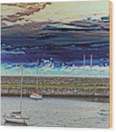 Dun Laoghaire 20 Wood Print