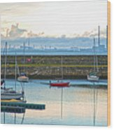 Dun Laoghaire 3 Wood Print