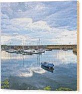 Dun Laoghaire 36 Wood Print