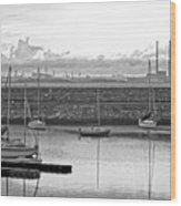 Dun Laoghaire 4 Wood Print
