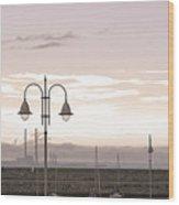 Dun Laoghaire 41 Wood Print