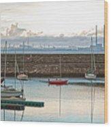Dun Laoghaire 5 Wood Print